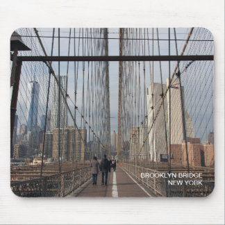 Brooklyn Bridge - NY New York nr 2 Mouse Pad