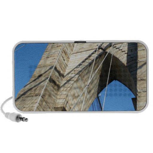Brooklyn Bridge NY Speaker