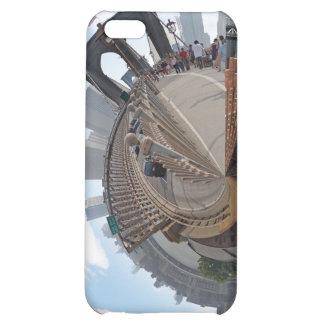 Brooklyn Bridge NYC 360 Degree Panorama Case For iPhone 5C