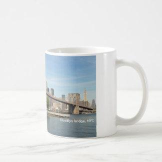 Brooklyn Bridge,NYC Classic White Coffee Mug