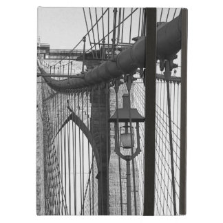 Brooklyn bridge, NYC with lantern Case For iPad Air