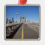 Brooklyn Bridge Ornaments