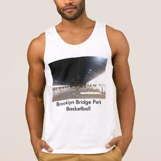 Brooklyn Bridge Park Basketball Tank Top