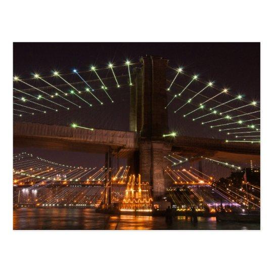 Brooklyn Bridge Park Postcard