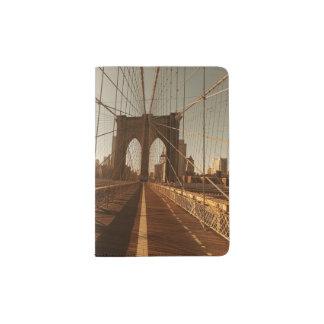 Brooklyn Bridge. Passport Holder