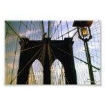 Brooklyn Bridge Photo Print