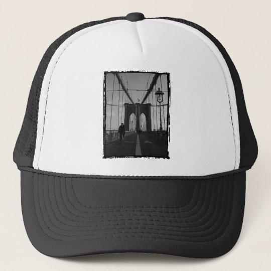 Brooklyn Bridge Photo Trucker Hat