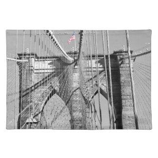 Brooklyn Bridge Placemat