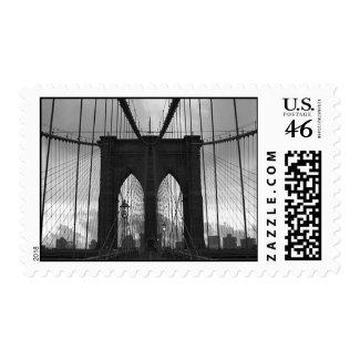 Brooklyn Bridge stamp