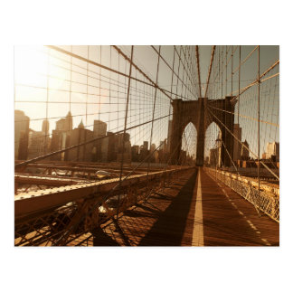 Brooklyn Bridge. Postcards