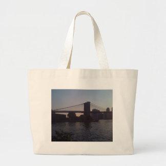 Brooklyn Bridge Pride Two Tote Bags