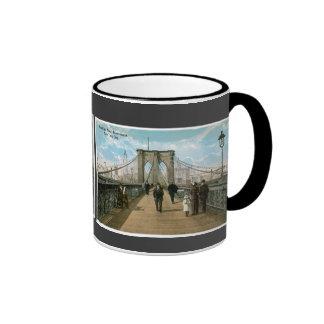 Brooklyn Bridge Promenade Mug