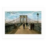 Brooklyn Bridge Promenade Postcards