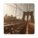 Brooklyn Bridge. Puzzle Coaster