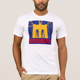 Brooklyn Bridge silhouette T-Shirt