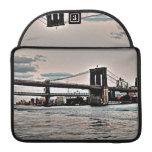 Brooklyn Bridge Sleeves For MacBook Pro
