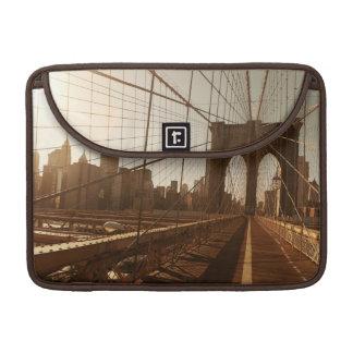 Brooklyn Bridge. Sleeves For MacBook Pro
