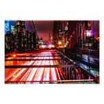 Brooklyn Bridge Slo-Mo in Color Photo Art