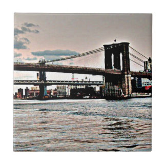 Brooklyn Bridge Tile