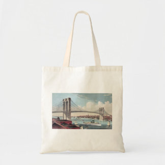 Brooklyn Bridge Tote Tote Bags