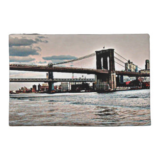 Brooklyn Bridge Travel Accessory Bag