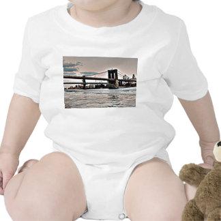 Brooklyn Bridge Rompers