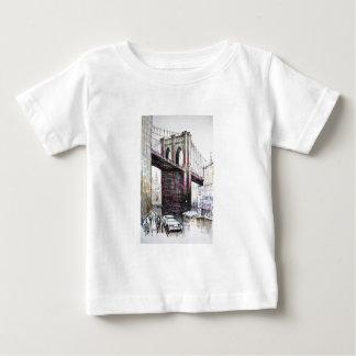 Brooklyn Bridge, USA Infant Tee Shirt