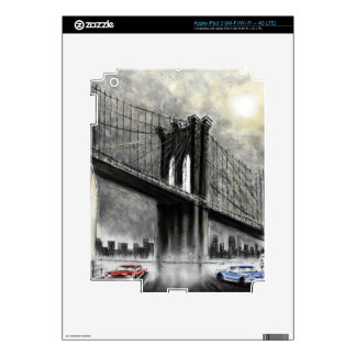 Brooklyn Bridge, USA iPad 3 Skin
