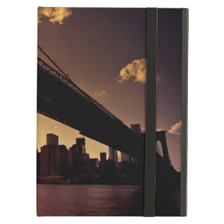 Brooklyn Bridge With New York City Skyscrapers iPad Covers