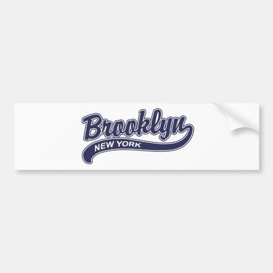 Brooklyn Bumper Sticker