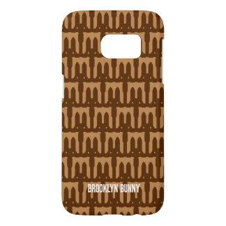 Brooklyn Bunny Bridge Pattern Samsung Galaxy S7 Case
