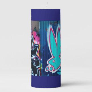 Brooklyn Bunny Candle
