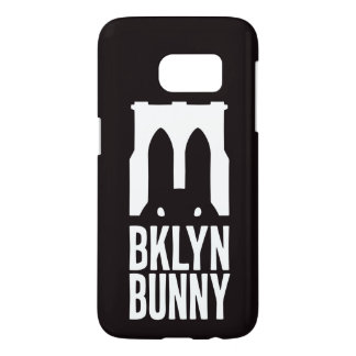 Brooklyn Bunny Samsung Galaxy S7 Barely There Case