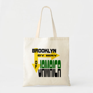 Brooklyn By Way of Jamaica With Arrows Bag