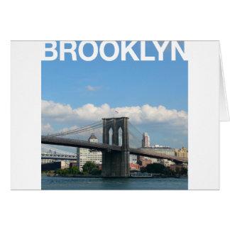 Brooklyn Card