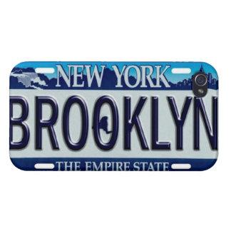 Brooklyn - caso del iPhone 4 iPhone 4 Funda