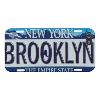 Brooklyn - caso del iPhone 5 iPhone 5 Carcasas