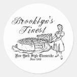 BROOKLYN CHEESECAKE STICKER