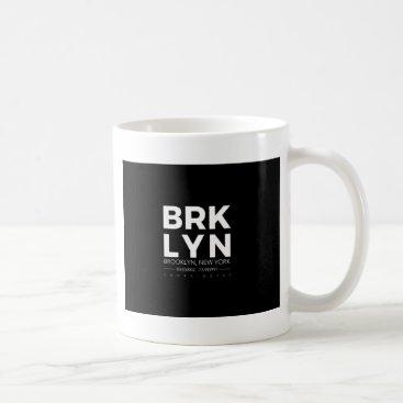 USA Themed brooklyn coffee mug