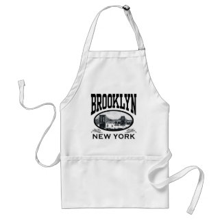Brooklyn Delantales
