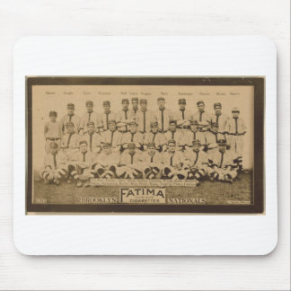 Brooklyn Dodgers 1913 Mouse Pad