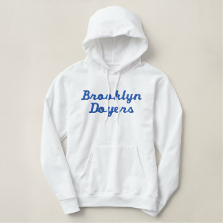 Brooklyn Doyers Embroidered Ladies Pullover Hoodie