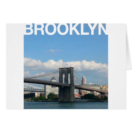 Brooklyn Felicitación