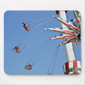 Brooklyn Flyer - Luna Park, Coney Island  mousepad