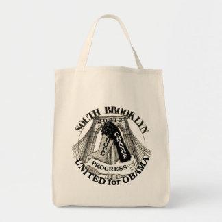 Brooklyn for Obama 2012 Canvas Bag