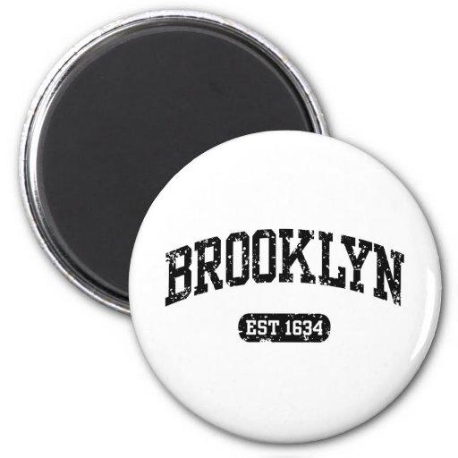 Brooklyn Fridge Magnet