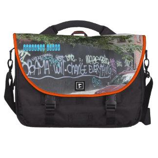 Brooklyn Graff Bag For Laptop