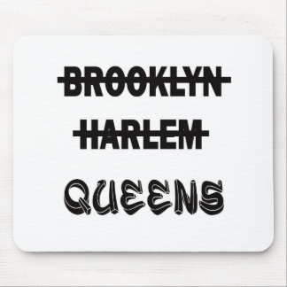 Brooklyn, Harlem, Queens Mouse Pad