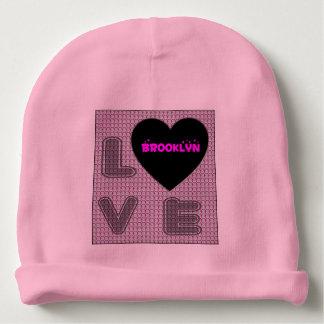 Brooklyn Heart Baby Beanie
