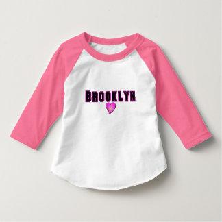 Brooklyn Heart Toddler T-Shirt